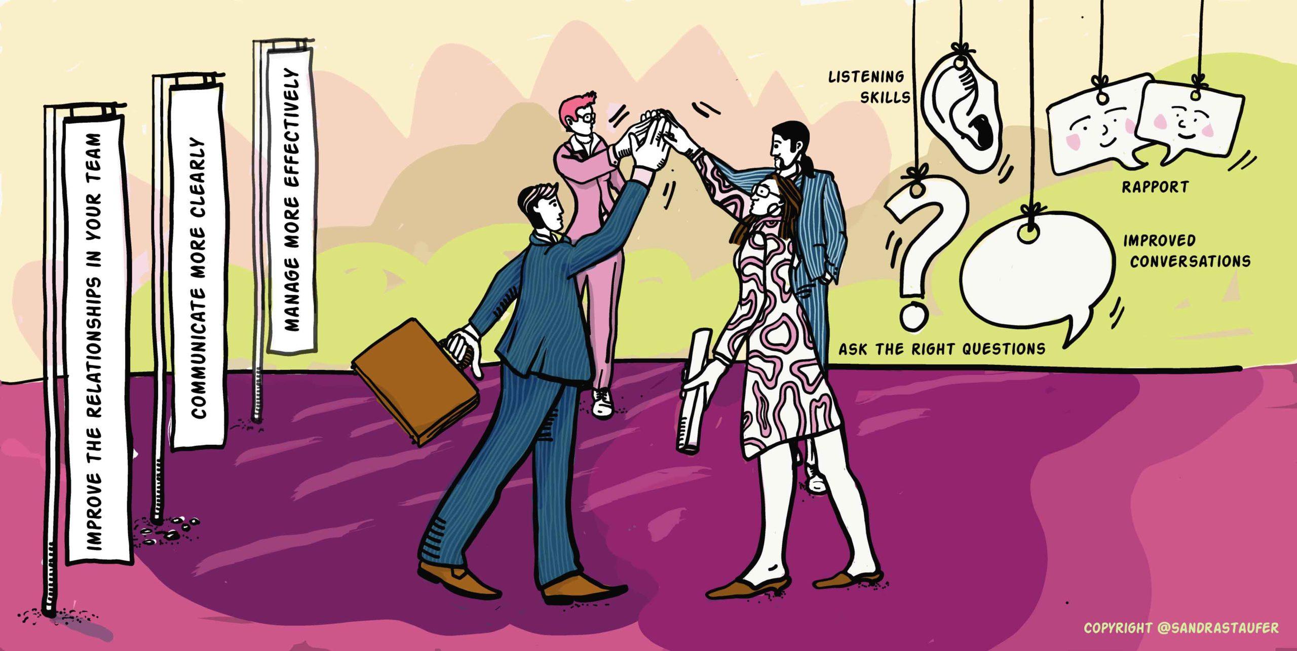 SANDRA STAUFER ILLUSTARTION FOR HEADS-UP COACHING