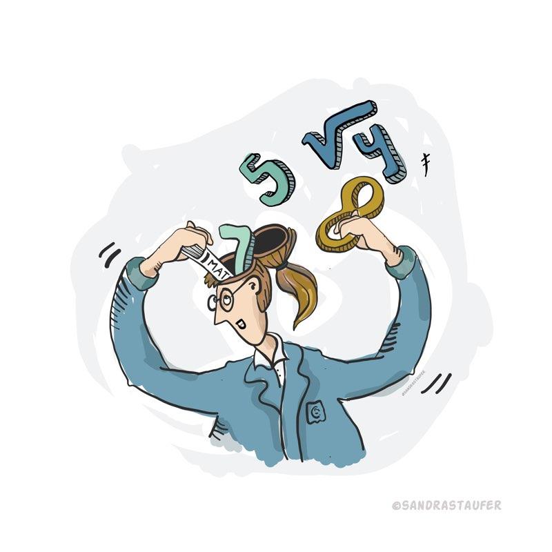©SANDRASTAUFER illustration for apex ed online learning tool